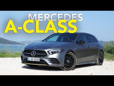 2019 Mercedes-Benz A-Class Review | A250 First Drive