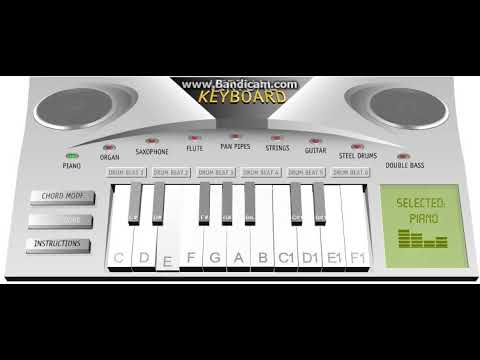 How To Play Dettol AD Tune On Piano  By Zaeem
