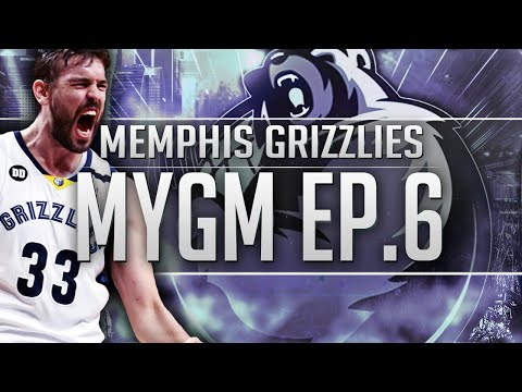 NBA 2K16 MyGM Ep. 6 - Memphis Grizzlies | Huge Trades | Marc Gasol Trade?