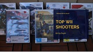 Top Nintendo Wii Light Gun Games!! (On rail shooters)
