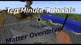 ten minute tutorials matter overdrive starting basics 2 4