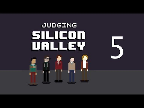 Does saying that make me racist? - Judging Silicon Valley Episode 5
