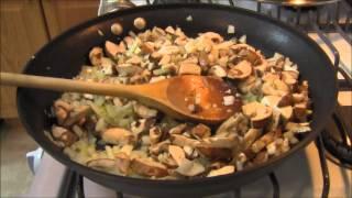 Jewish Food: Kasha: Kasha Recipes: Kupecheskaya Russian Jewish Kasha Recipe