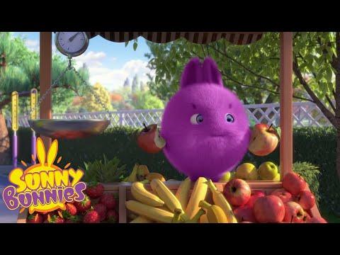 SUNNY BUNNIES - Hungry Big Boo | Season 4 | Cartoons For Children