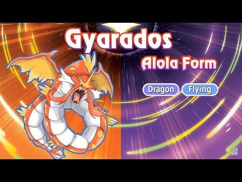 Future Alolan Pokemon UltraSun and UltraMoon 2 GEN7