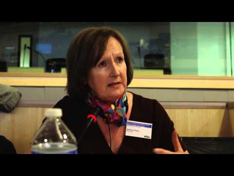 Mary Dorgan (Irish Health and Safety Authority), speaking for the Irish Presidency
