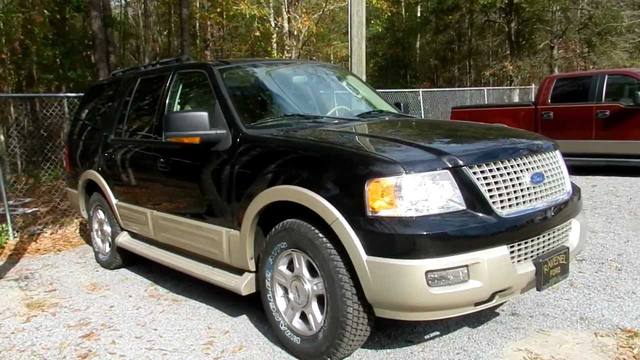 2006 Ford Expedition Review Eddie Bauer For Sale