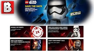 Lego Star Wars May the 4th Exclusive Offers!!! + DC & Marvel Official Summer Set Images | Lego News