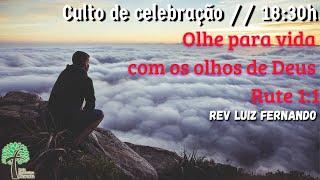 Culto de Celebração 18:30h // 25 de outubro de 2020 // Igreja Presbiteriana Floresta - GV