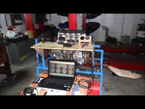 BMW M42 Engine with Megasquirt II