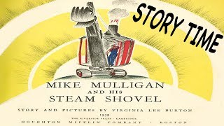 Mike Mulligan and His Steam Shovel Book Reading