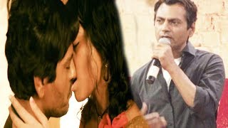 Babumoshai Bandookbaaz INTIMATE Scenes | Nawazuddin Siddiqui's REACTION On INTIMATE Scenes