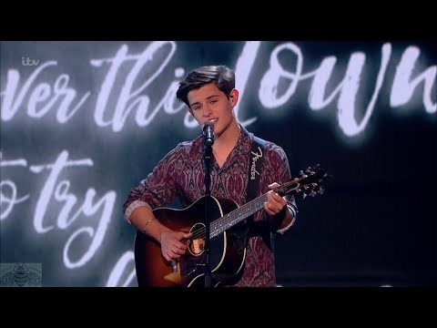 Britain&39;s Got Talent   Semi-Finals Reuben Gray Singer Songwriter  S11E14