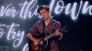 Britain's Got Talent 2017 Live Semi-Finals Reuben Gray Singer Songwriter Full S11E14