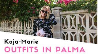 MY OUTFITS FROM PALMA DE MALLORCA & TRAVEL VLOG I KAJA-MARIE
