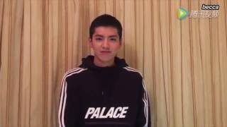 Kris Wu invited as guest lecturer at Jackie Chan Movie & Media College