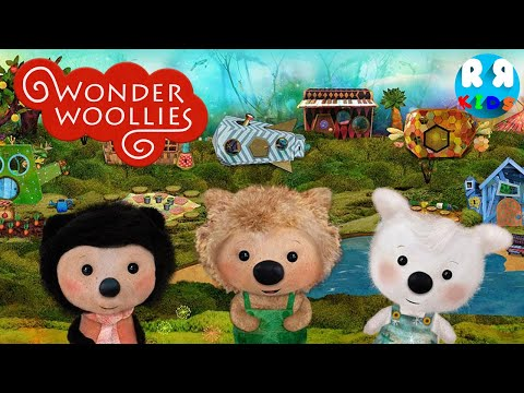 Wonder Woollies Play World - A Creative Playground For Kids By Fuzzy House Aps