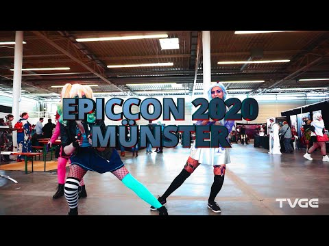EPICCON 2020 | MÜNSTER | PROMO-VIDEO | TVGC | REZATA