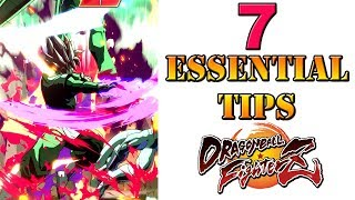 Dragon Ball FighterZ - 7 essential gameplay tips to know