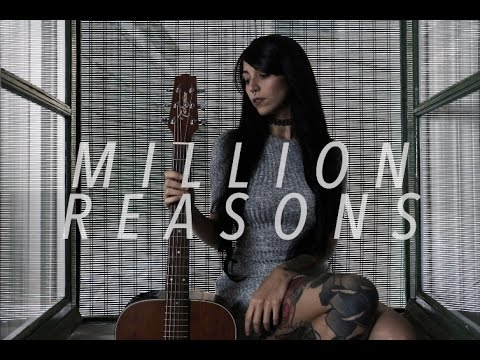 Lady Gaga - Million Reasons | Acoustic by Bely Basarte