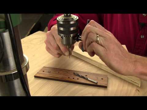 Making Handles for a Custom Folding Knife