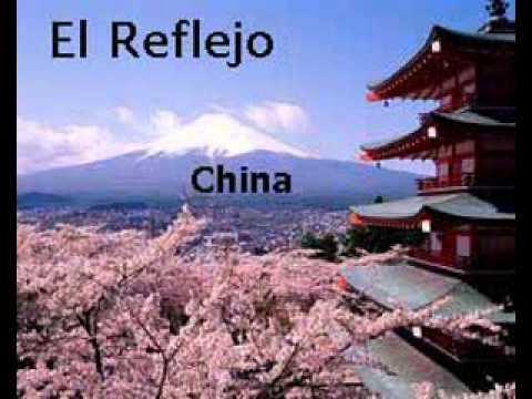 el reflejo - china