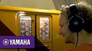 Berlin Soundscapes ft. Yamaha HPH-MT8 | Pro Audio | Yamaha Music