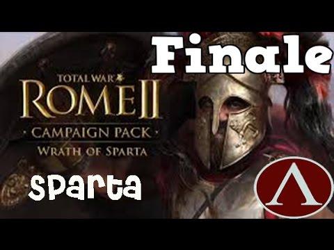 Rome 2 Total War - Wrath Of Sparta Part #17 - Finale |