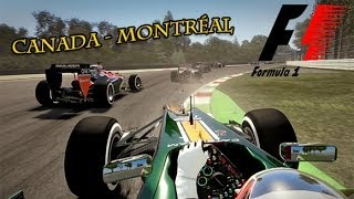 Gameplay F1 2013 | Grand Prix du Canada : Montréal | FR - HD - Youtube