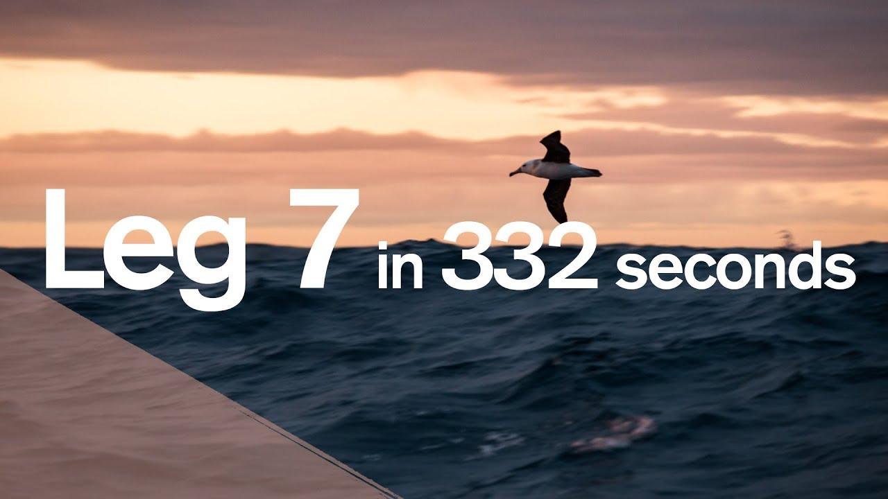 Étape 7 - Auckland à Itajaí - Le parcours - Volvo Ocean Race