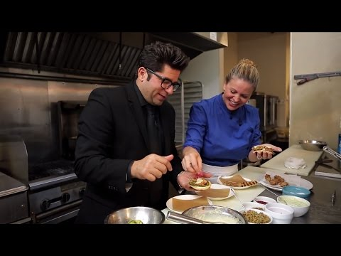 Hanging with Harris: Chef Michelle Bernstein - YouTube