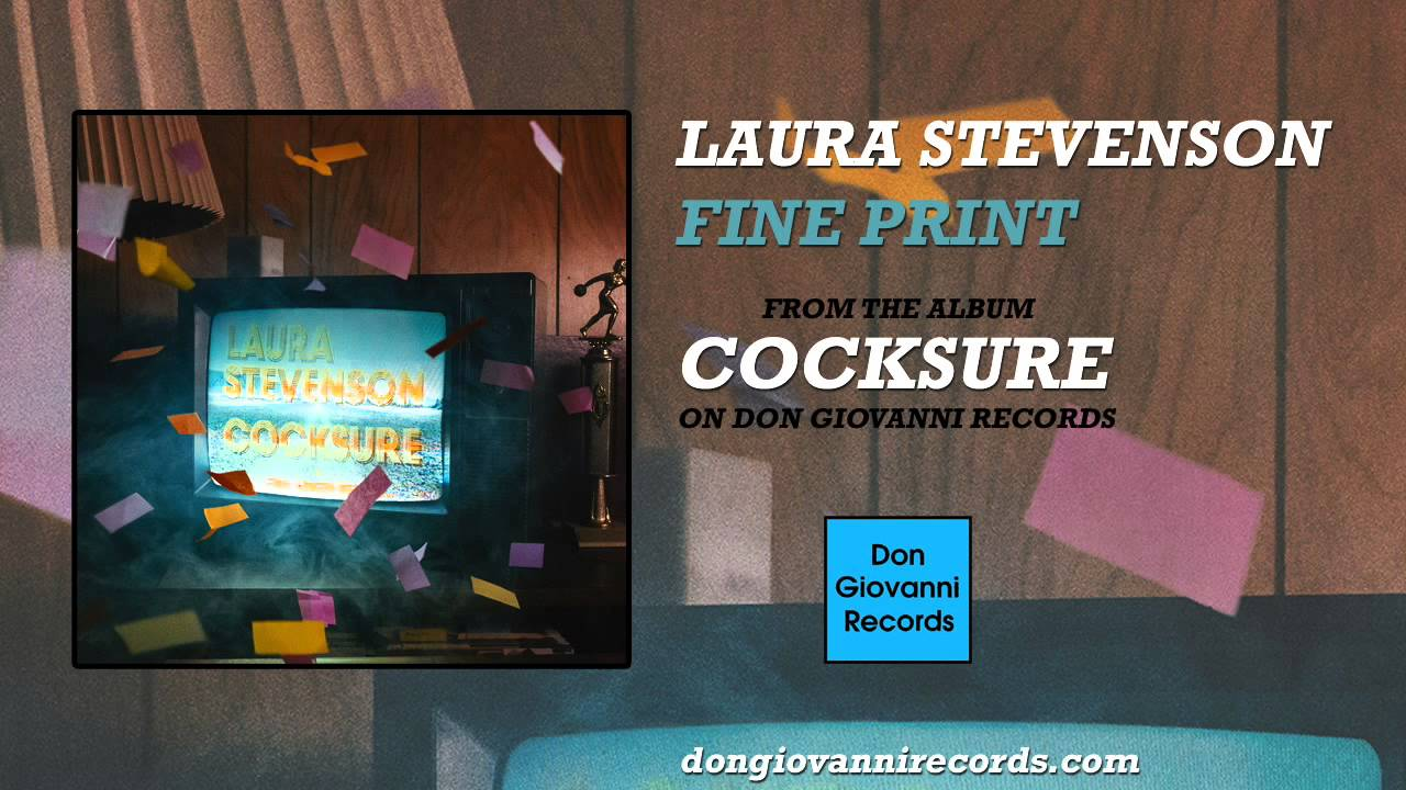 laura-stevenson-fine-print-official-audio-don-giovanni-records