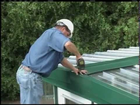 DIY Greenhouse Installation Video: Chapters 8 & 9 | Mueller, Inc