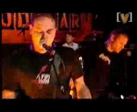 Bodyjar - Not The Same (live)