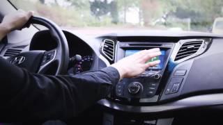 Hyundai i40 Android Auto