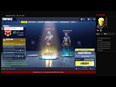 Fortnite with cosin and jake scott   ss