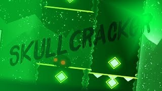 [Mini Game #2] SkullCracker by xDiji (All coin) -GeometryDash 2.11-