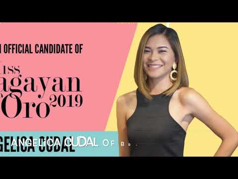The 12 Official Candidates of Miss Cagayan de Oro 2019
