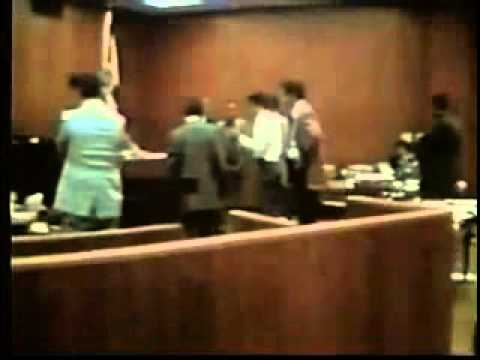 Ted Bundy Angry In Court