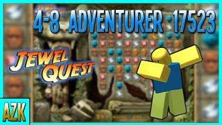 JEWEL QUEST (PC) - LEVEL 4-8 Adventurer (17532)