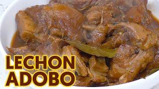 Lechon Belly Pork Adobo