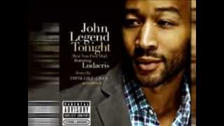 John Legend - Tonight Instrumental) - & Lyrics