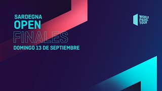Finales - Sardegna Open 2020  - World Padel Tour