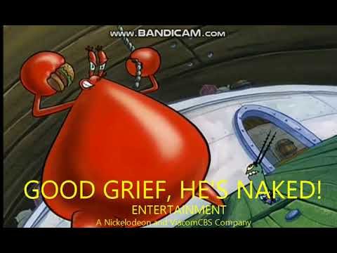 Plankton- Good Grief Hes Naked - YouTube