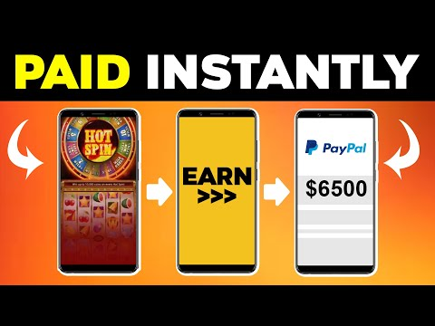 TOP 5 APPS That Pay You FREE PAYPAL MONEY Instantly - NO WORK
