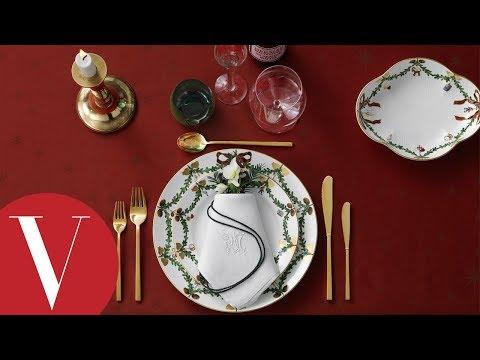 經典聖誕沒有「它」就少一味~來自丹麥皇家級餐瓷 皇家哥本哈根大幅提高你的送禮品味!