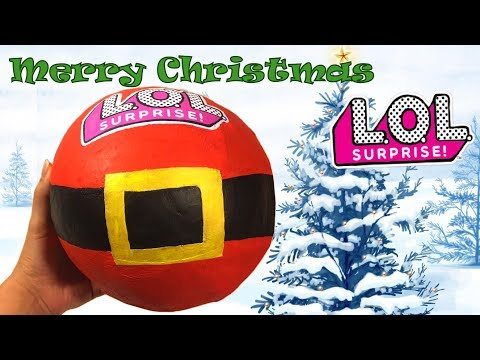 Christmas L.O.L. Surprise! Special edition! Limited edition!