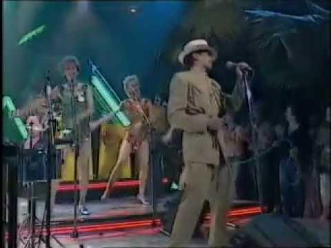 Kid Creole & the Coconuts Granada tv 1982 special