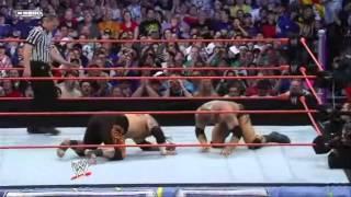 Batista vs Umaga Wrestlemania 24