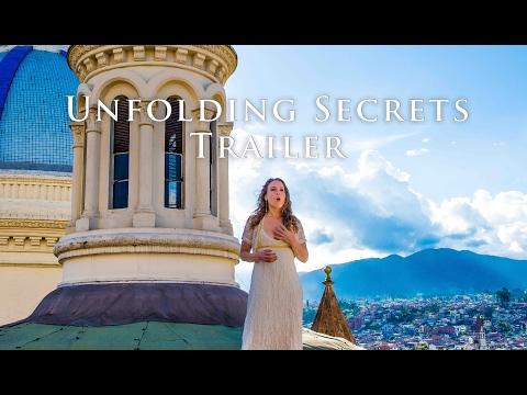 UNFOLDING SECRETS Official Trailer - Marco Missinato & Kristin Hoffmann